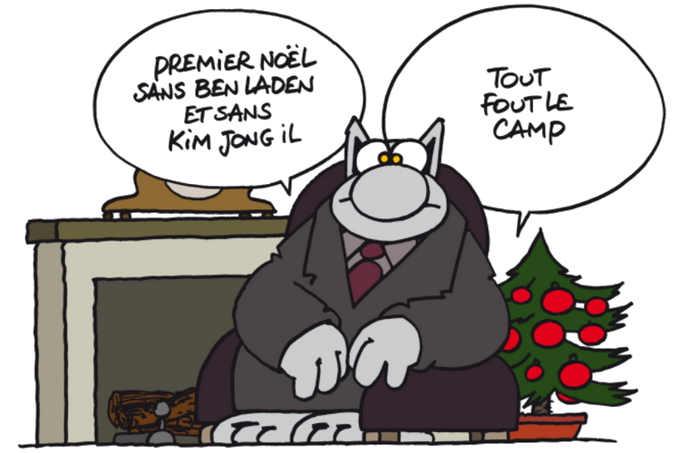 Le Chat Selon Geluck Reiki Forum
