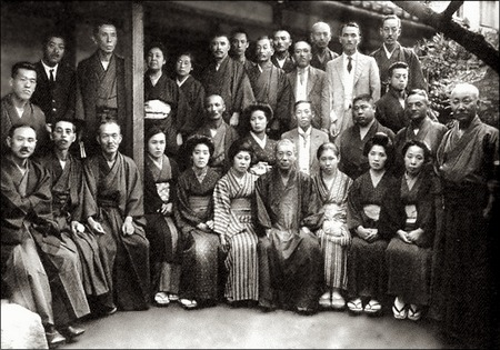 Mikao Usui - photo de groupe